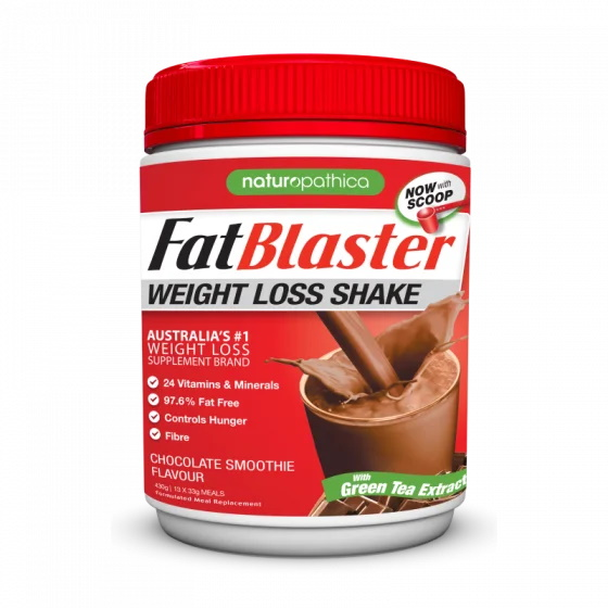 FATBLASTER WEIGHT LOSS SHAKE