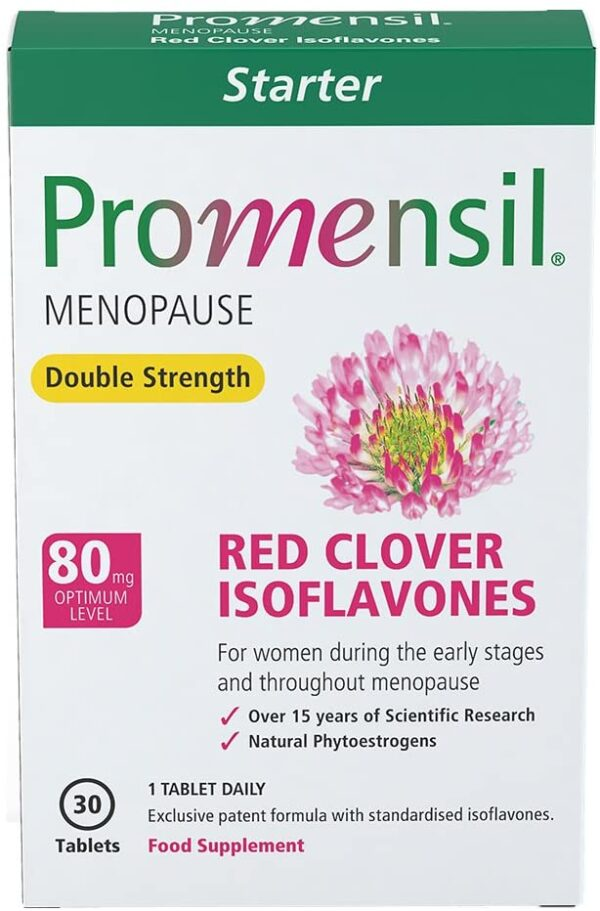 Promensil Red Clover Isoflavones 80mg 30 Tablets