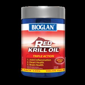 Bioglan Red Krill Oil