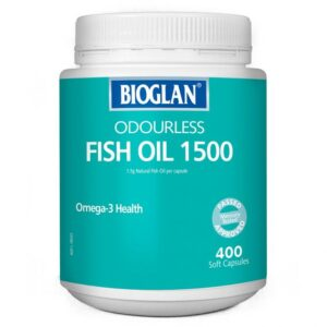 Bioglan Odourless Fish Oil 1500mg