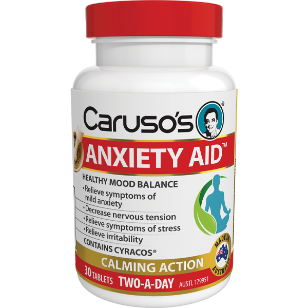 Carusos Anxiety Aid