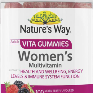 Nature's Way Vita Gummies Womens Multi 100