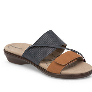 HOMIPED ABRIA NAVY TAN