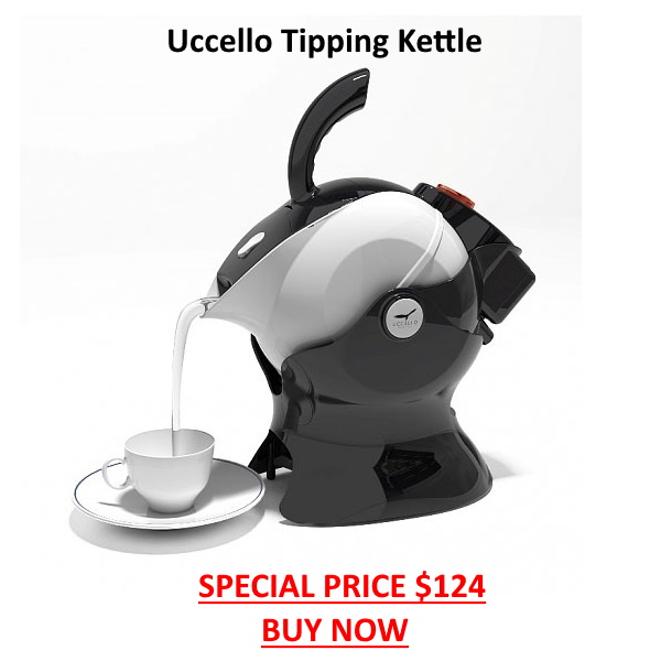 ucello tipping kettle